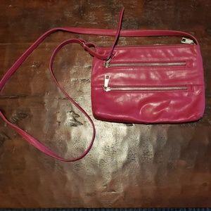 HOBO original small pink purse